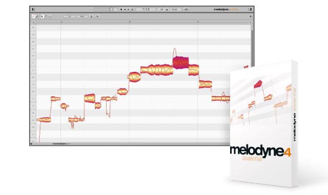 Nectar 3を購入したら忘れずにMelodyne 4 essentialをダウンロードしておこう!