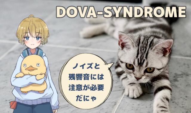 DOVA-SYNDROMEの審査に落ちた!再挑戦に向けて原因を探るよ